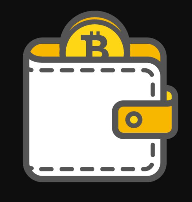 Photo d'un portefeuille de bitcoin